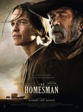 Plakat filmu The Homesman