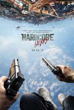 Plakat filmu Hardcore Henry
