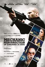 Plakat filmu Mechanik: konfrontacja