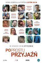 Movie poster Po prostu przyjaźń