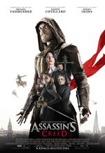 Plakat filmu Assassin's creed