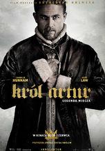 Plakat filmu Król Artur: Legenda miecza