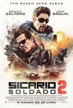 Plakat filmu Sicario 2: Soldado