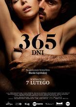 Movie poster 365 dni