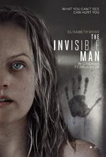 Plakat filmu Niewidzialny człowiek