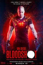 Movie poster Bloodshot
