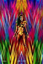Plakat filmu Wonder Woman 1984