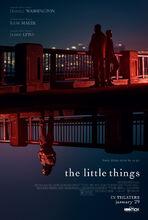 Movie poster Małe rzeczy