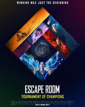 Plakat filmu Escape room: Najlepsi z najlepszych