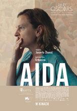 Plakat filmu Aida