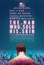 Movie poster Człowiek, który sprzedał swoją skórę