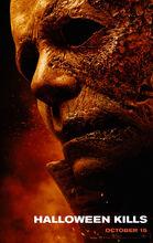 Plakat filmu Halloween zabija