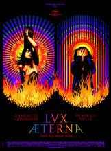 Plakat filmu Lux Aeterna