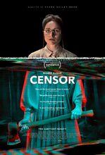 Plakat filmu Censor