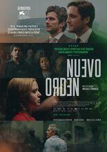 Plakat filmu Nowy porządek