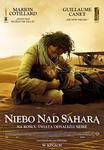 Plakat filmu Niebo nad Saharą