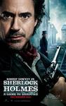 Plakat filmu Sherlock Holmes: Gra cieni
